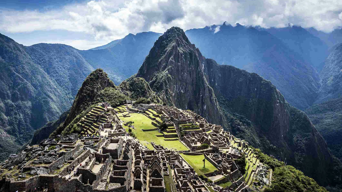 The Curious Case of Machu Picchu